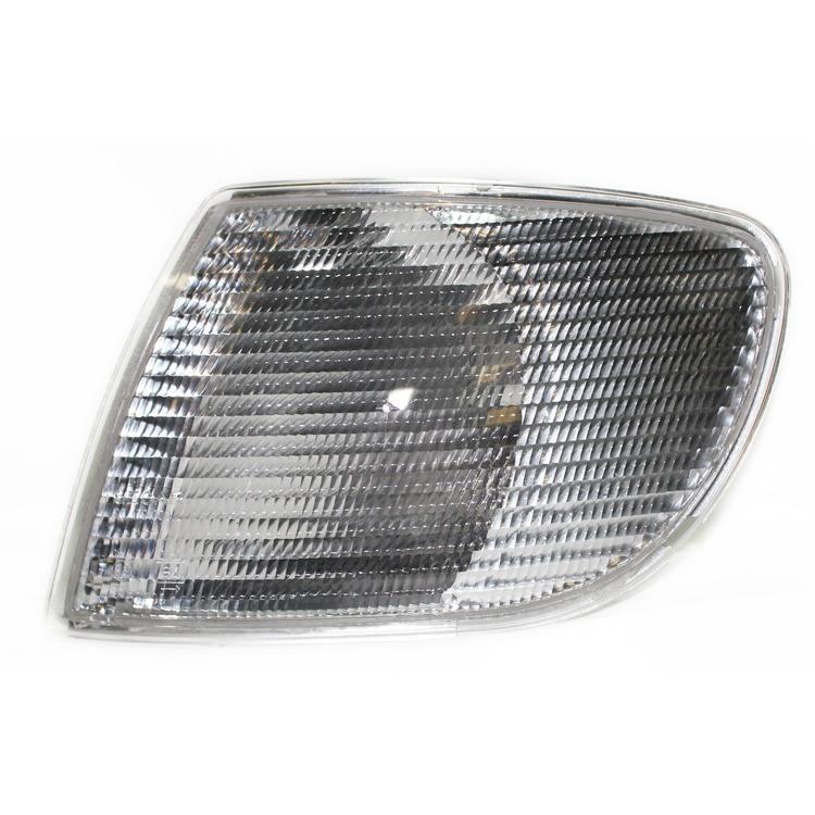 Blinkleuchte Blinker weiß links Audi Audi A6