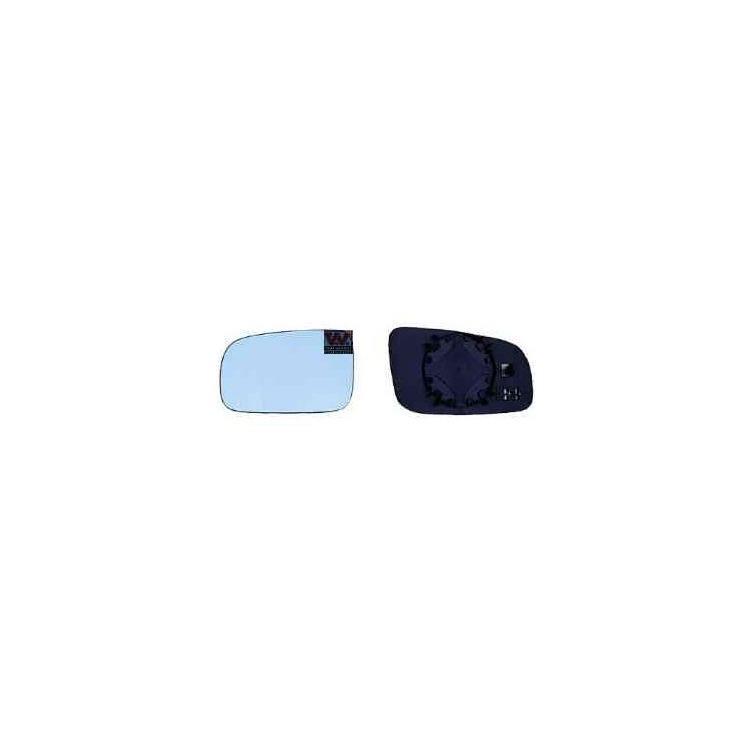 Van Wezel Außenspiegelglas rechts beheizbar Audi