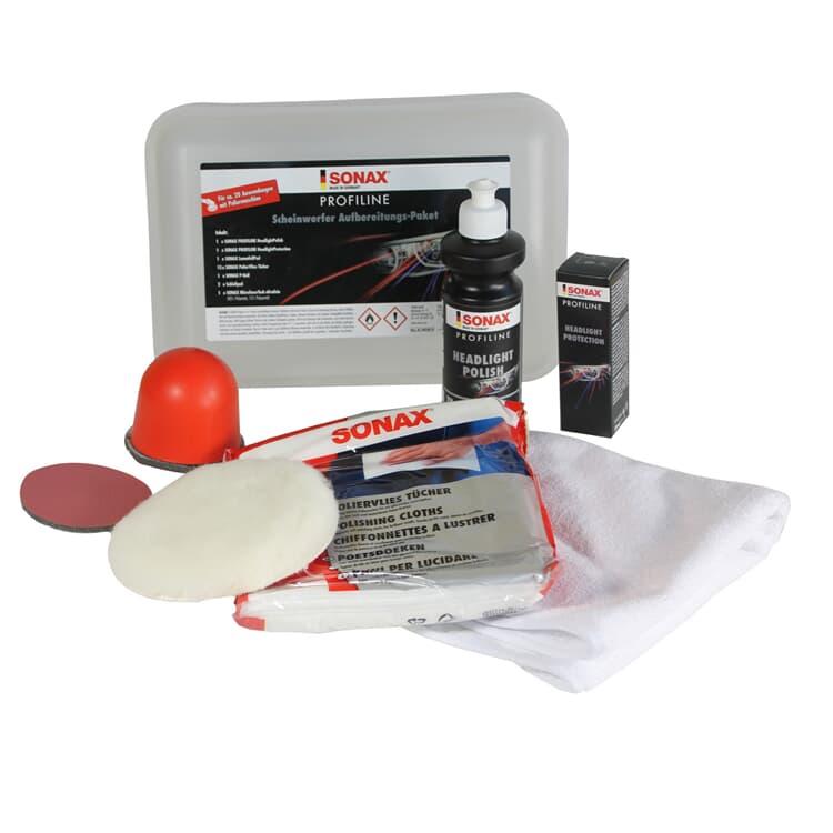 Sonax Profi SW-Aufbereitungs- paket