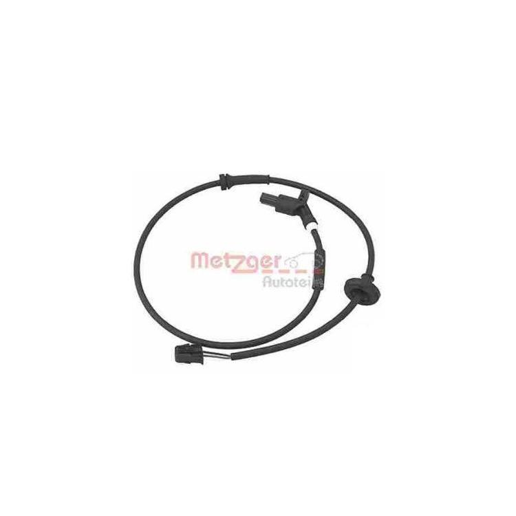 Metzger ABS-Sensor hinten  Seat Cordoba Ibiza  II VW Polo bei Autoteile Preiswert