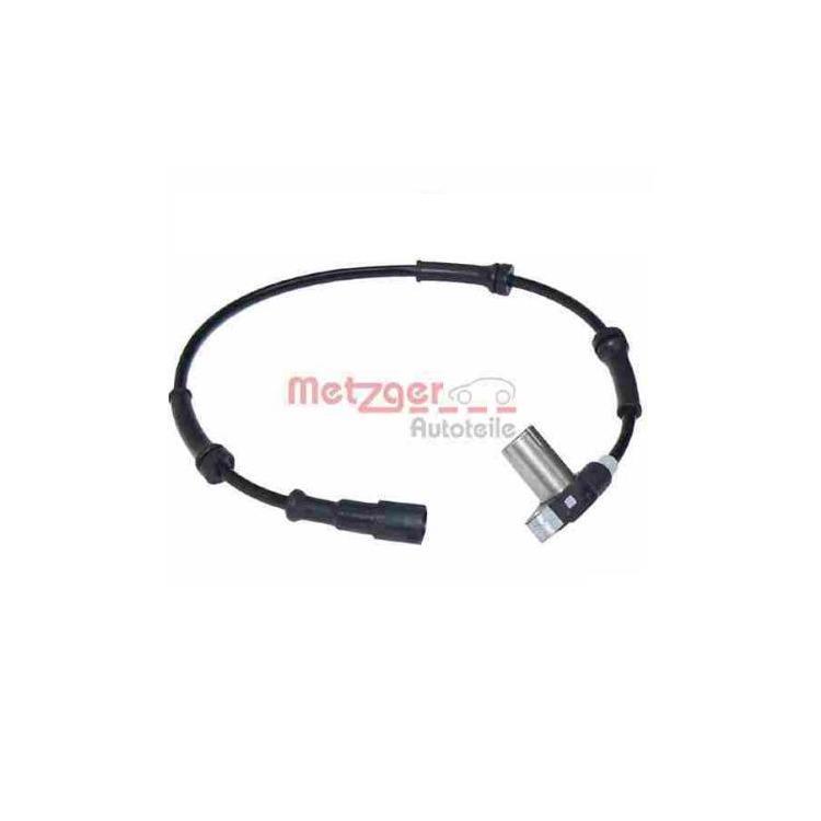 Metzger ABS-Sensor vorne links oder rechts Renault twingo C06  1.2 16V