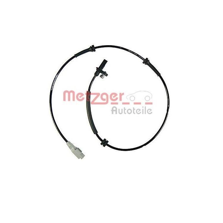 Metzger ABS-Sensor Citroen Berlingo C4 Picasso Peugeot 5008 1,6-2.0 bei Autoteile Preiswert