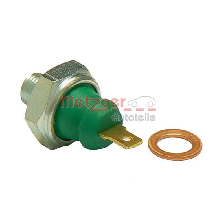 Metzger Öldruckschalter Markierung: grün Seat Arosa Skoda Fabia VW Polo 1.0-1.6