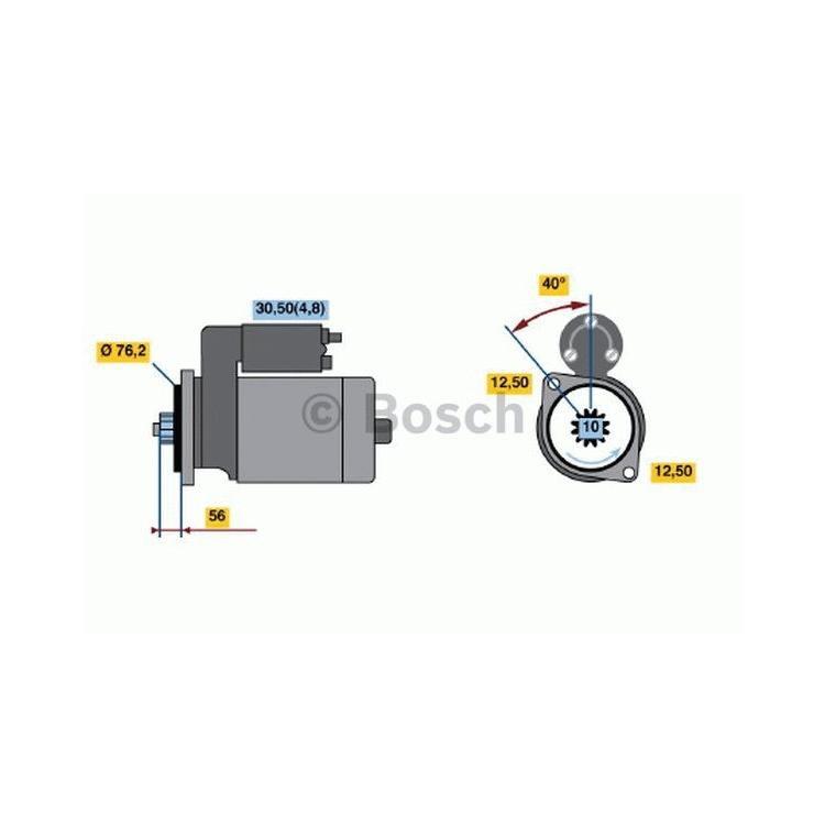 Bosch Anlasser 0986020290 im Autoteile Preiswert Shop kaufen und sparen!