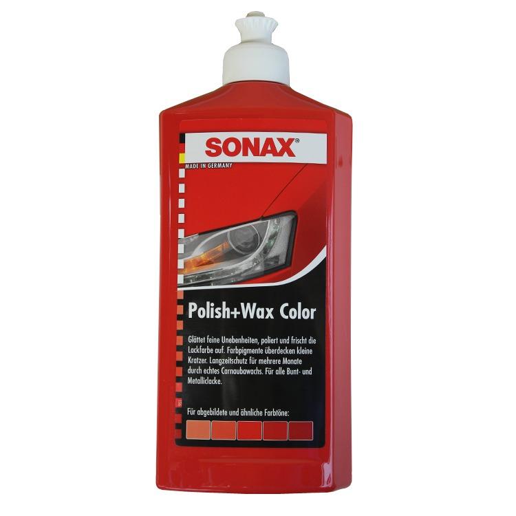 SONAX Polish + Wax Color 500ml