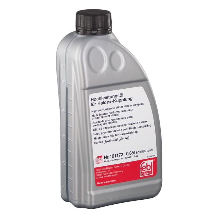 Febi Öl 0,85 Liter für Haldex-Kupplung 101172 im Autoteile Preiswert Shop kaufen und sparen!