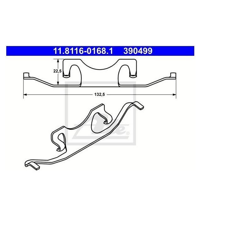 Bremssattel Mercedes Sprinter V-Klasse Vito VW LT