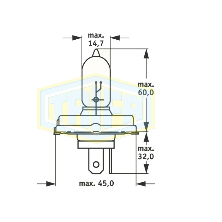 Auto-Lampe 12V 3535W