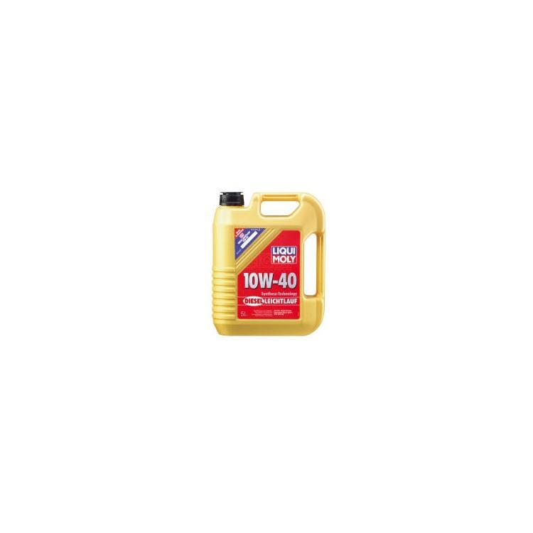 Liqui Moly Diesel Leichtlauf 10 W-40 5 Liter