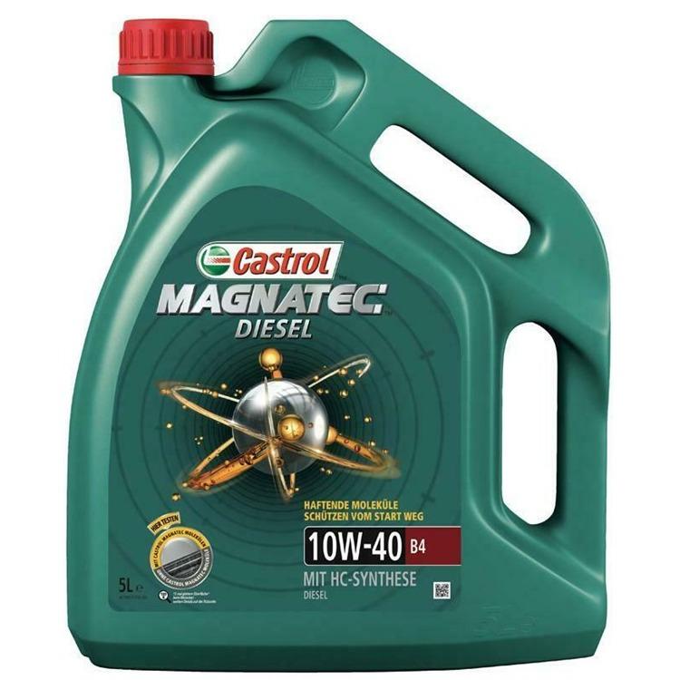 Castrol Magnatec Diesel 10W40 B4 5 Liter