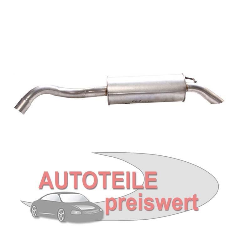 Endschalldämpfer 154-219 im Autoteile Preiswert Shop kaufen und sparen!