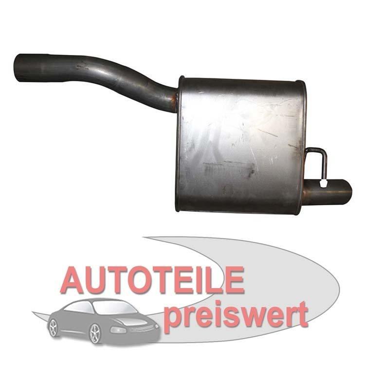 Endschalldämpfer 154-293 im Autoteile Preiswert Shop kaufen und sparen!