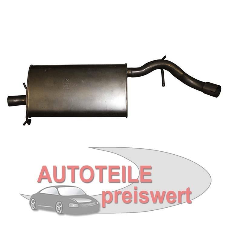 Endschalldämpfer 154-849 im Autoteile Preiswert Shop kaufen und sparen!
