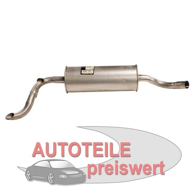 Endschalldämpfer 154-983 im Autoteile Preiswert Shop kaufen und sparen!
