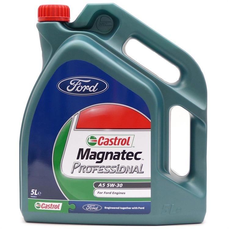 5 Liter Original Ford Castrol Magnatec Professional A5 5W30 5 Liter 15534F
