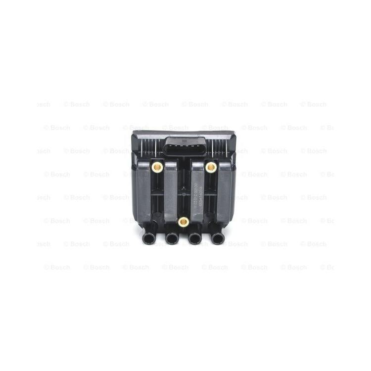 1 Bosch Zündspule 0986221049 Skoda Octavia  Golf IV Bora Touran Caddy III Jetta