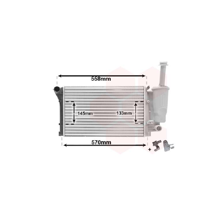 Van Wezel Wasserkühler 17002291 im Autoteile Preiswert Shop kaufen und sparen!