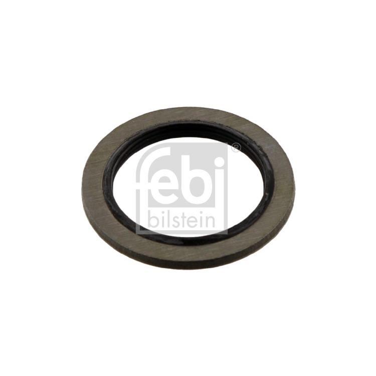 Febi Dichtring für Ölablassschraube Alfa Romeo Fiat Jeep Lancia Opel Saab Suzuki
