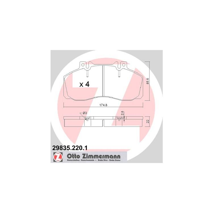 Fiat 600 D+T  Bremsschlauch hinten