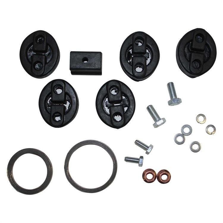 Montagesatz Mittel- Endschalldämpfer 257-014 im Autoteile Preiswert Shop kaufen und sparen!