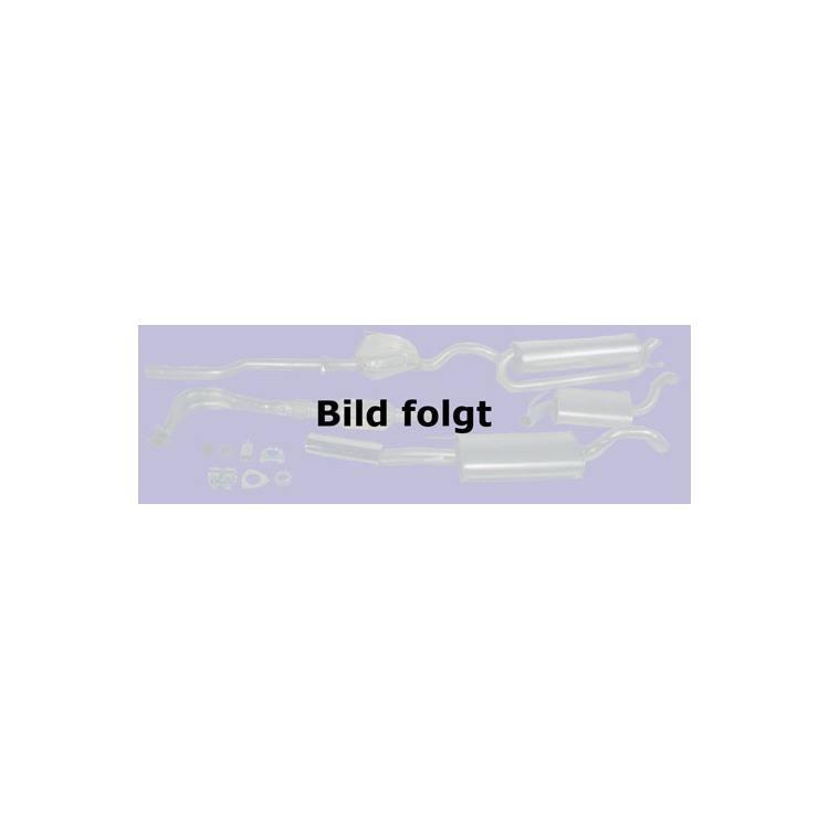 Montagesatz Mittel- Endschalldämpfer 257-222