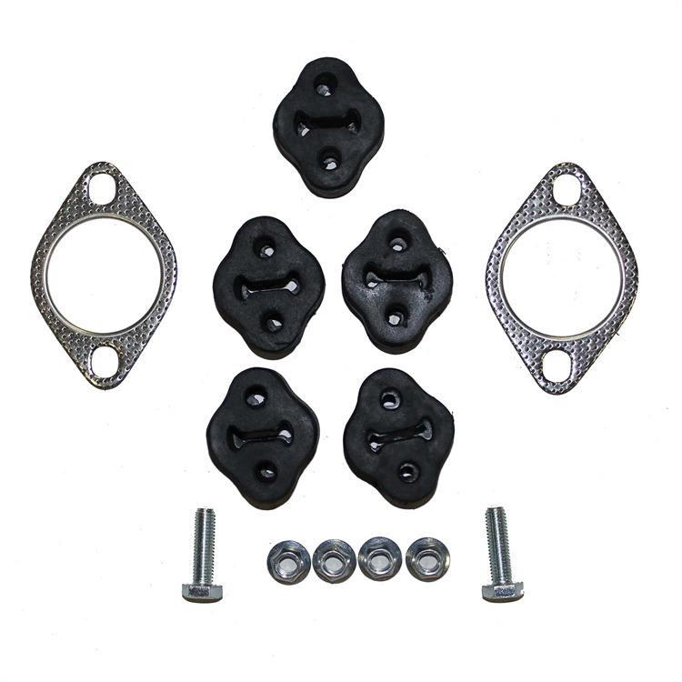 Montagesatz Mittel- Endschalldämpfer 257-515 im Autoteile Preiswert Shop kaufen und sparen!