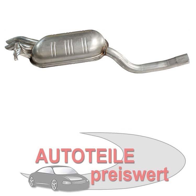 Endschalldämpfer 279-335 im Autoteile Preiswert Shop kaufen und sparen!