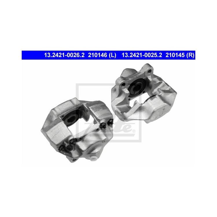ATE Bremssattel hinten rechts 13.2421-0025.2 online günstig Autoteile kaufen