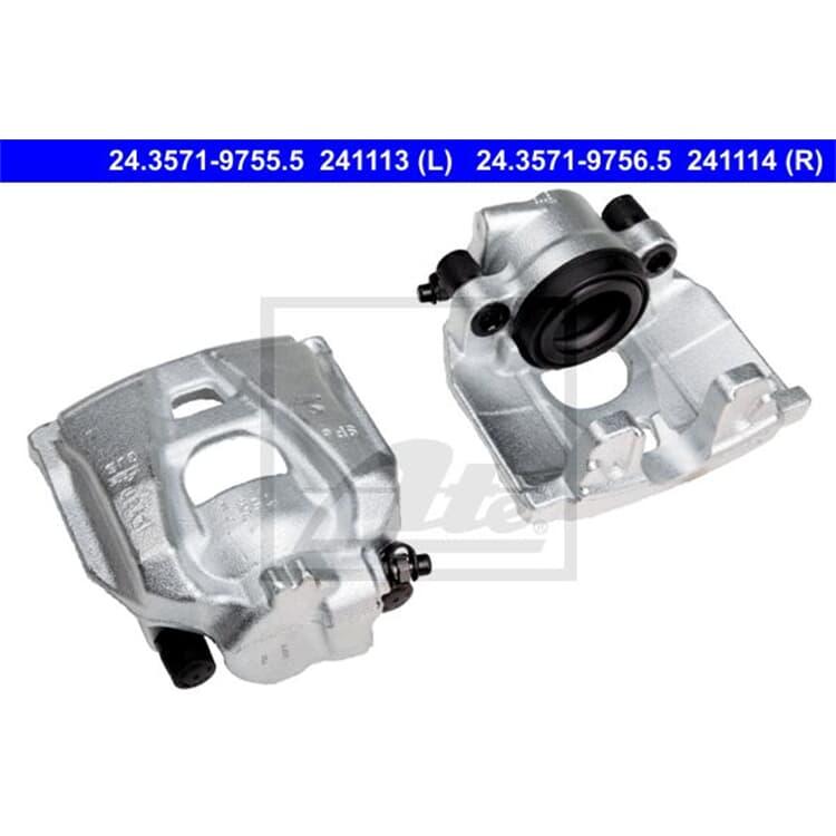 ATE Bremssattel vorne rechts 24.3571-9756.5 im Autoteile Preiswert Shop kaufen und sparen!