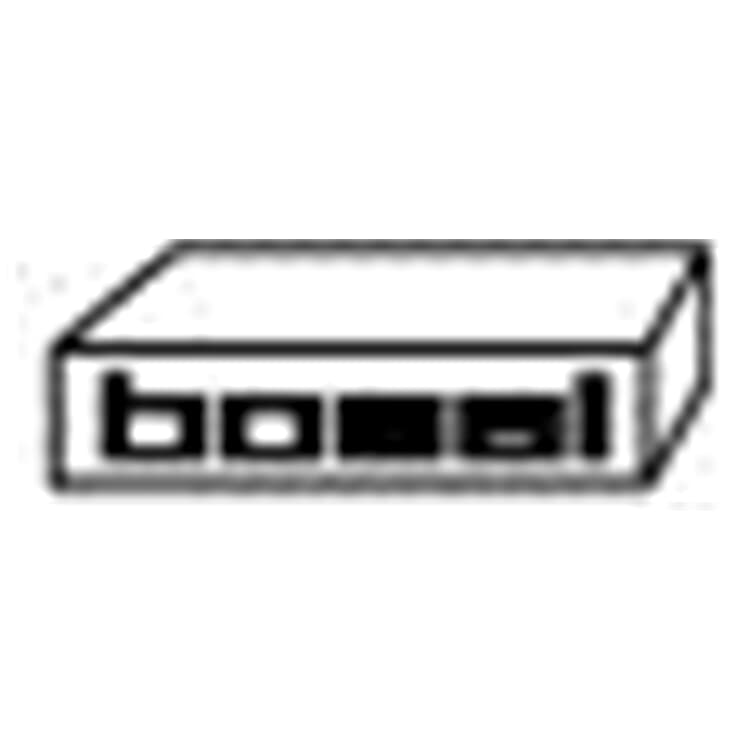 Montagesatz Mittel- Endschalldämpfer 257-037 im Autoteile Preiswert Shop kaufen und sparen!