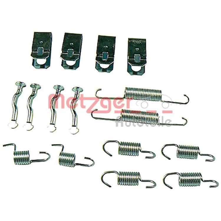 Metzger Montagesatz für Bremsbacken Honda