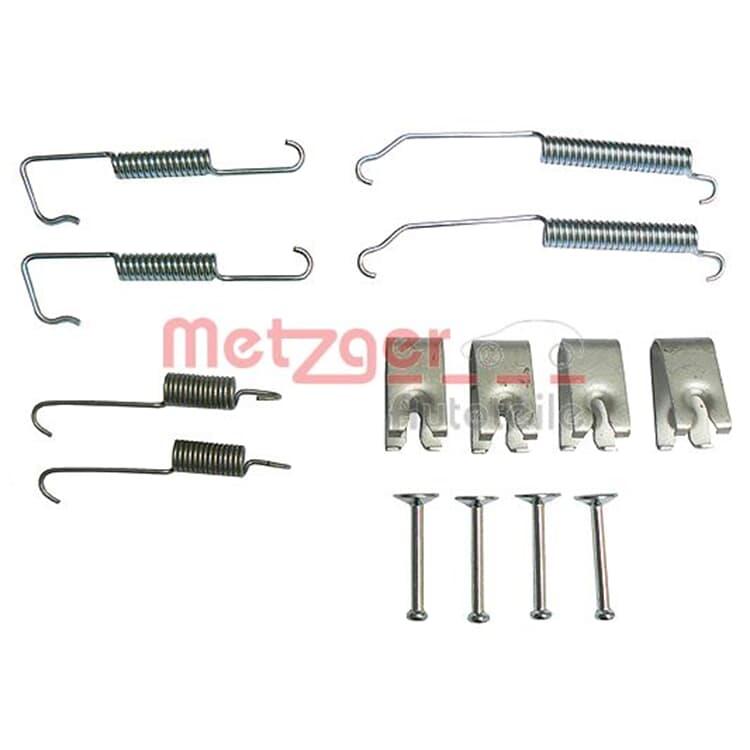 Metzger Zubehörsatz Bremsbacken 105-0773 im Autoteile Preiswert Shop kaufen und sparen!