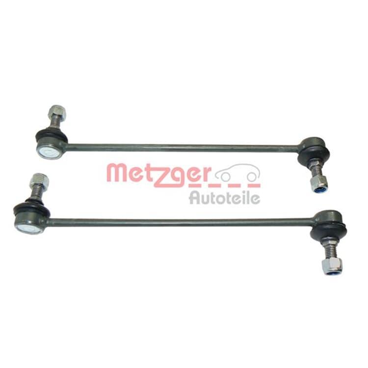 2 Metzger Koppelstangen vorne 53002828 im Autoteile Preiswert Shop kaufen und sparen!