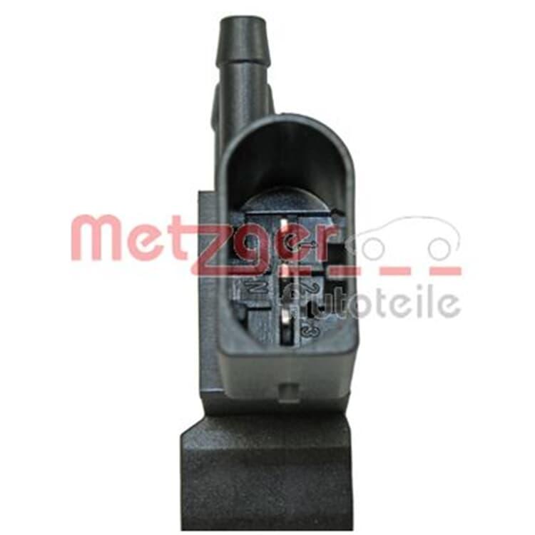 Metzger Abgasdrucksensor 0906215 online günstig Autoteile kaufen