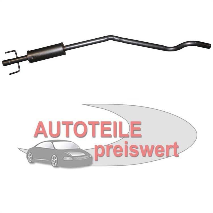 Mittelschalldämpfer Opel Astra G 1,2 16V