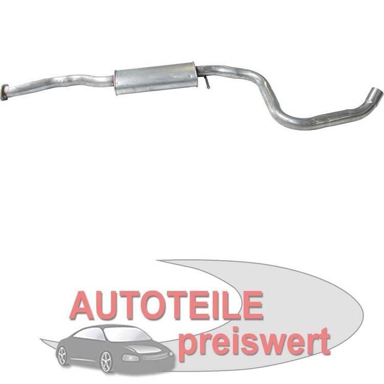 Mittelschalldämpfer 285-205 im Autoteile Preiswert Shop kaufen und sparen!
