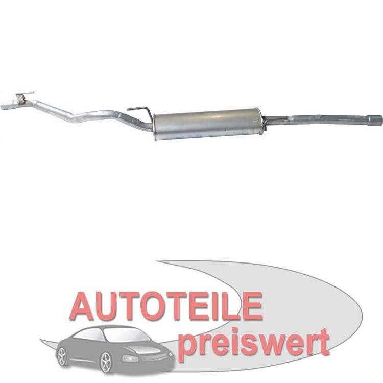 Endschalldämpfer VW Vento