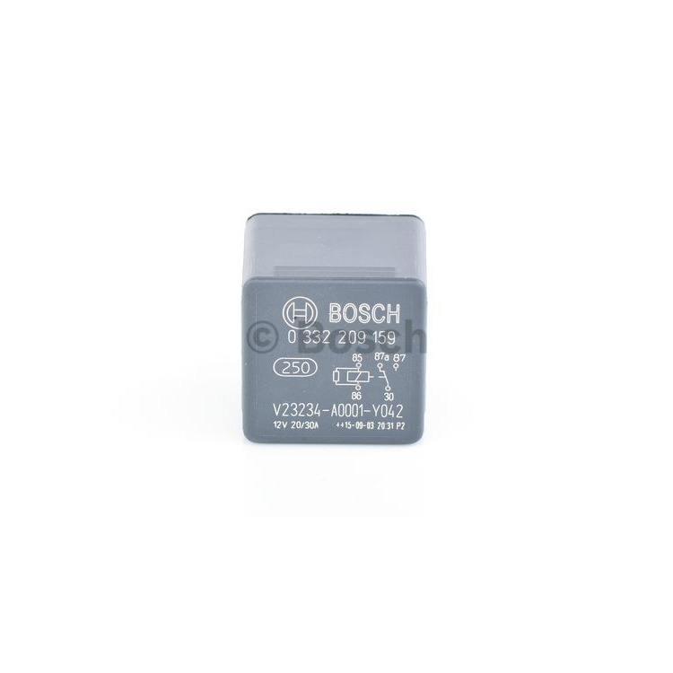 Bosch Relais für Arbeitsstrom 0332209159