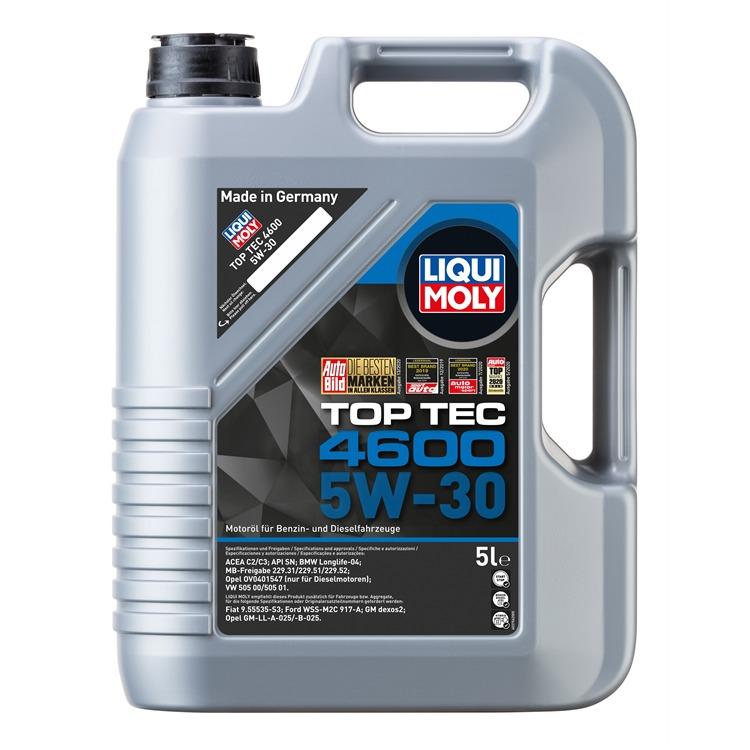 Liqui Moly Top Tec 4600 5 W-30 5 Liter