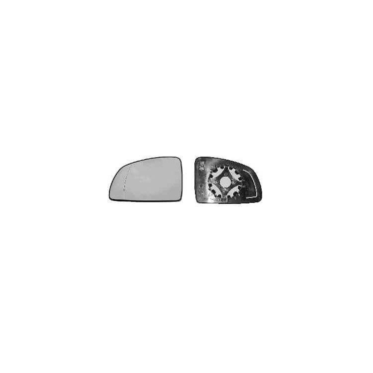 Außenspiegelglas links beheizbar Opel Meriva