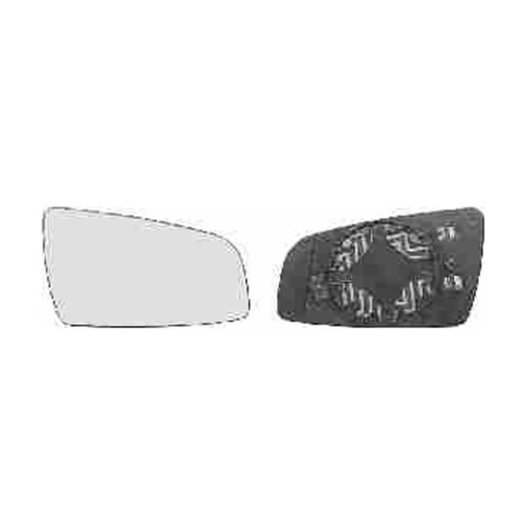 Außenspiegelglas rechts beheizbar Opel Zafira B