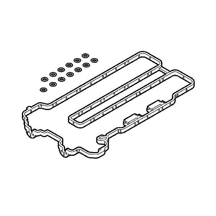 Elring Ventildeckeldichtungssatz Opel Suzuki 1.2 1.4