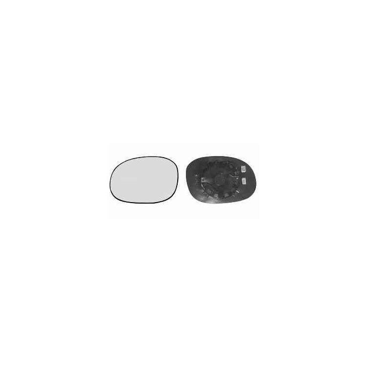Außenspiegelglas rechts Peugeot 206 bei Autoteile Preiswert