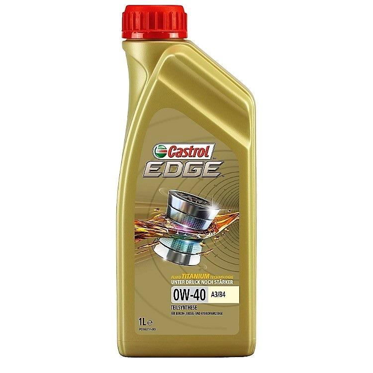Castrol EDGE 0W-40 A3-B4 1 Liter