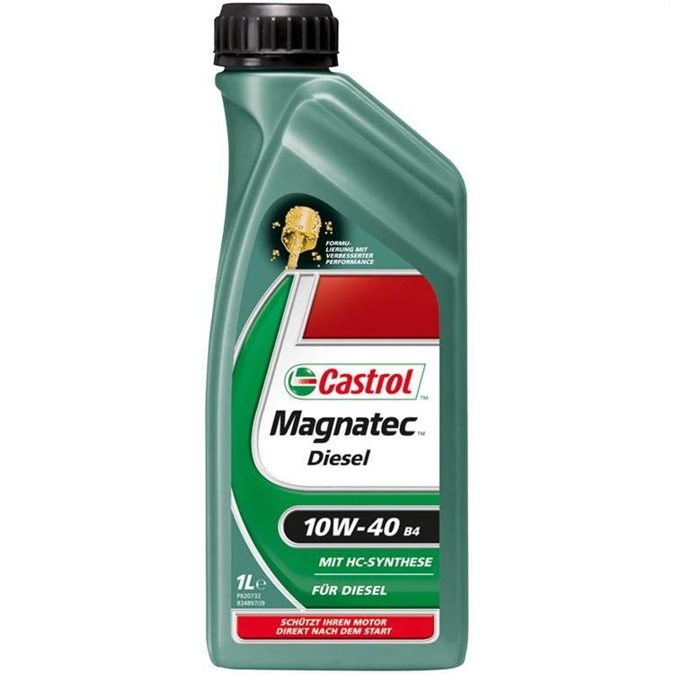 Castrol Magnatec Diesel 5W40 B4 1 Liter kaufen - Castrol bei Autoteile Preiswert