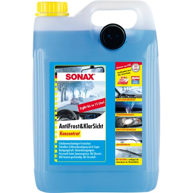 Xtreme Anti Frost & Klarsicht Nano Pro 5 Liter kaufen - Sonax bei Autoteile Preiswert