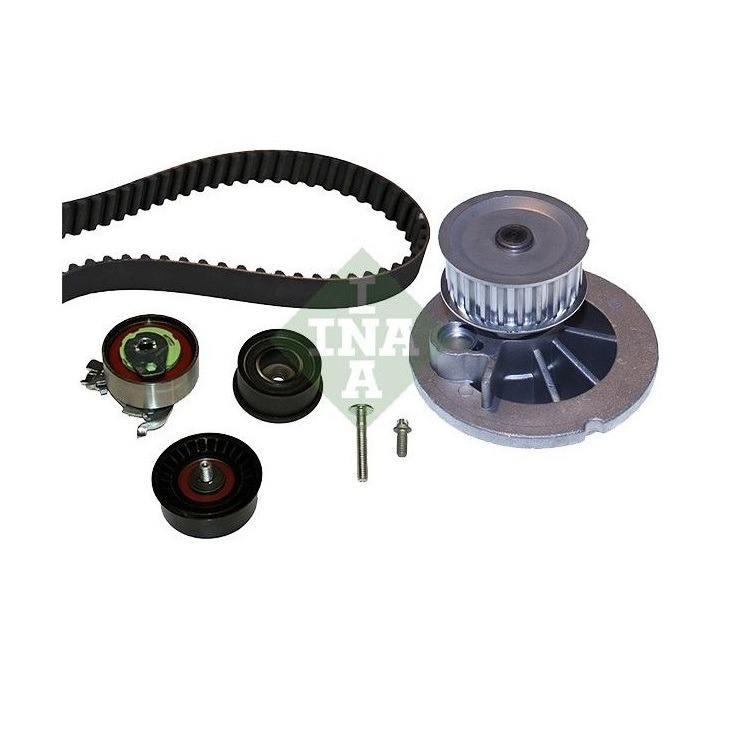 INA Zahnriemensatz + Wasserpumpe Opel Vectra B 1,6 16V