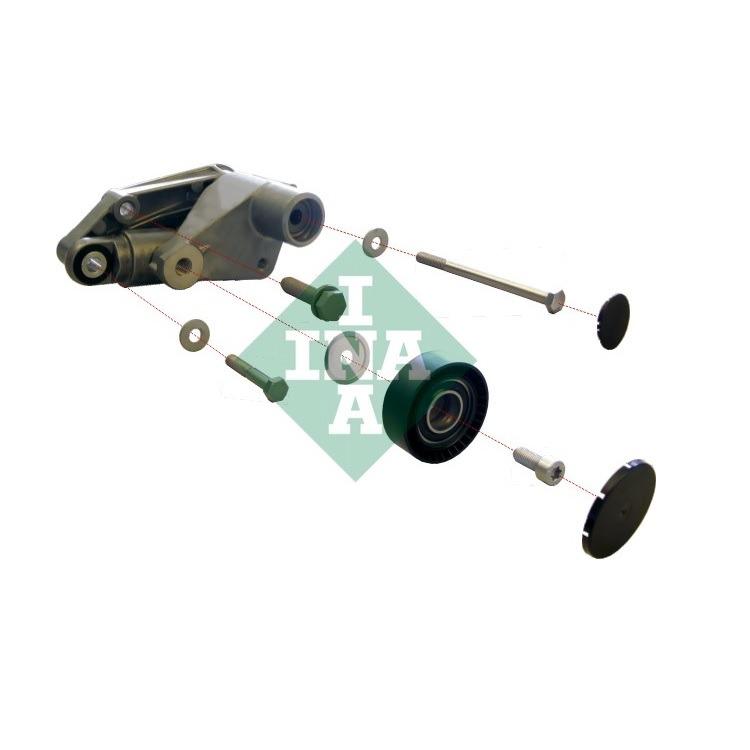 INA Reparatursatz für Keilrippenriemen Spannarm BMW 3er 5er 7er X3 X5 Z3 Z4
