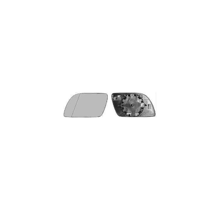 Außenspiegelglas rechts beheizbar VW Polo bei Autoteile Preiswert