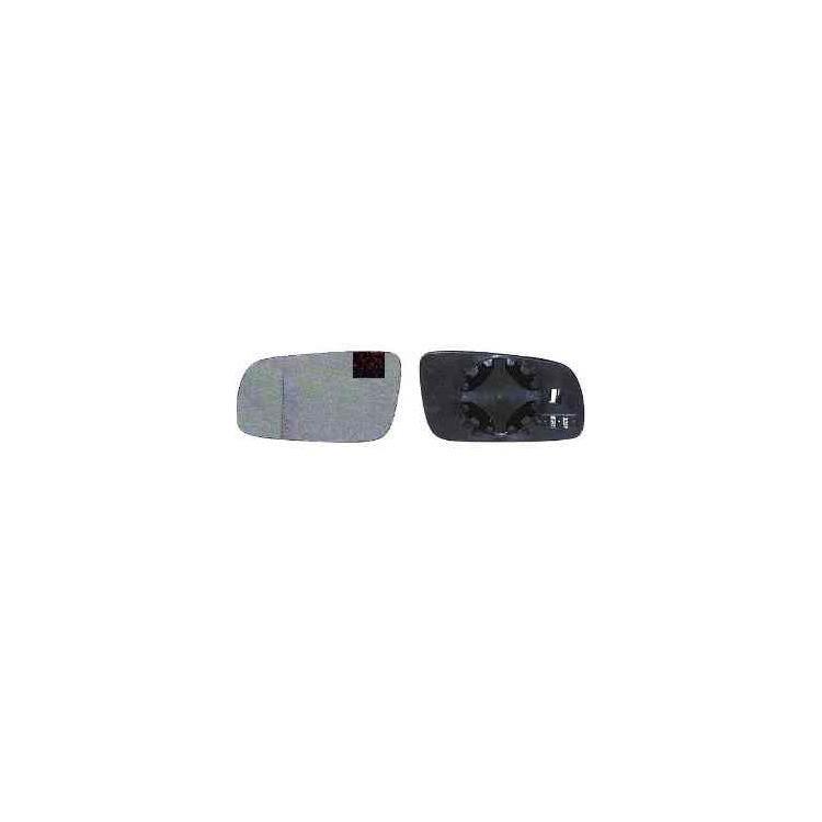 Außenspiegelglas links asphärisch beheizbar Seat VW